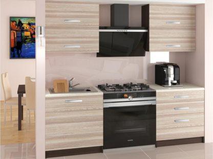 Paneláková kuchyň malá Havana 120 cm